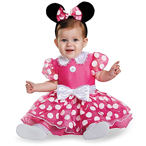 Disney Baby Minnie Mouse Mickey Maus Halloween Fasching -