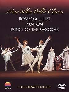 Macmillan Ballet Classics [DVD] [2011]