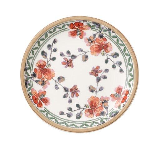 Villeroy & Boch Artesano Provencal Verdure Plato Fruta/Queso/Pan, Porcelana Premium, Blanco, 16 cm