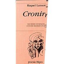 Croniria (Poesía Hiperión)