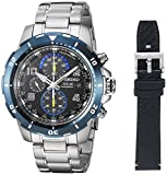 Best Johnson Watches - Seiko SSC637 Mens JIMMIE JOHNSON Special Edition Solar Review