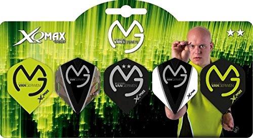 XQMAX Multipack Flights Michael van Gerwen, 5 Sets -
