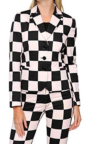 Love Moschino Blazer , donna, Colore: Quadrato, Taglia: 42