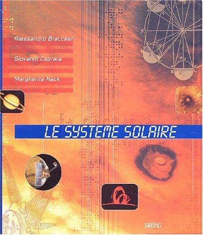 Le système solaire par Alessandro Braccesi