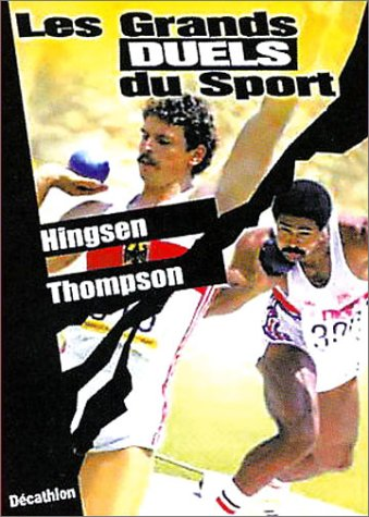 Preisvergleich Produktbild Les Grands duels du sport - Decathlon : Hingsen / Thomson [FR Import]