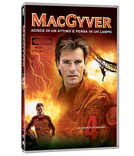 MacGyver - Stagione 4 (5 DVD)