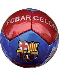 F.C. Barcelona  - Balón  con escudo y firmas mini talla 3 (accesorios deportivos)