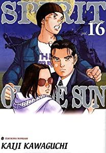 Spirit of the sun Edition simple Tome 16