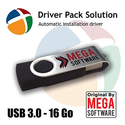 Driver Pack Solution - Automatische Installation von Treiber und Treiber für Windows