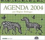 Agenda 2004 : Points de croix sur le thème des animaux