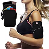 Innens Running Armband Phone Holder, Sports Arm Bag for iPhone XS Max/XR/XS Samsung