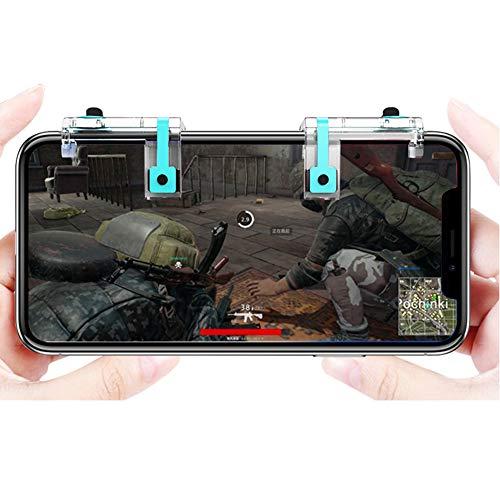 periwinkLuQ Handy PUBG Gamepad Trigger Shooter Controller Fire Button Griff