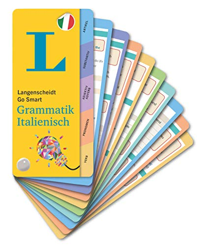Langenscheidt Go Smart Grammatik Italienisch - Fächer