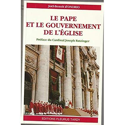 Le pape et le gouvernement de l'Eglise