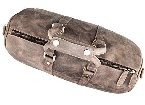 YIHUISHENG - Portatrajes de viaje gris gris