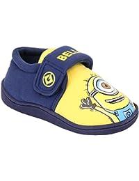 Zapatos De Niño Minion Zapatillas Infantiles Despicable Me Disney Olaf Spiderman Nuevas Pantuflas
