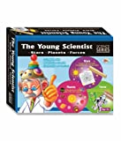 #7: The Young Scientist Series 3 Set Part Science Kit Stars, Planets, Forces Learn Science the easy way out