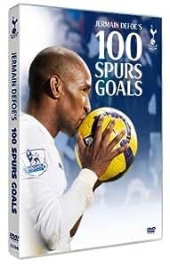 Jermain Defoe's 100 Spurs Goals [DVD] [Tottenham Hotspur]
