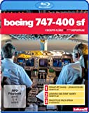 Take-off TV *** Boeing 747-400 SF *** Cockpit-Flüge (3D) *** Reportage [Blu-ray]