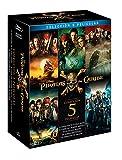 Duopack: Piratas Del Caribe - Volúmenes 1-5 [Blu-ray]