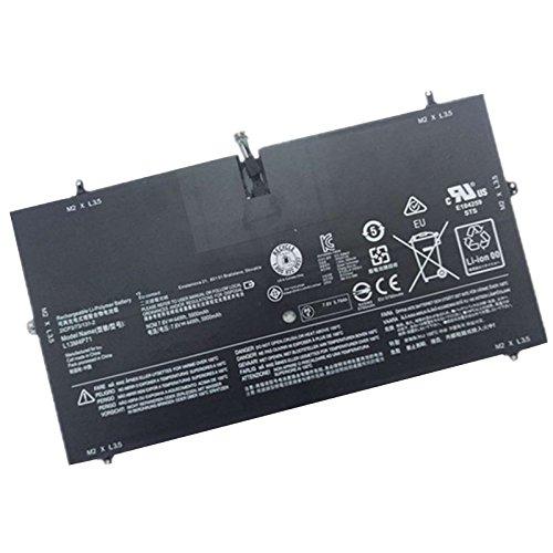 tablet con proiettore integrato L13M4P71 Batteria del Computer Portatile Laptop per Lenovo Yoga 3 Pro 1370 L14S4P7(7.6V 44wh)