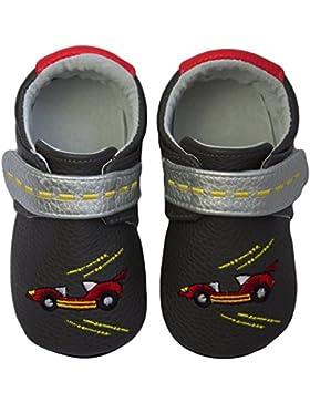 Rose & Chocolat RCM Little Racers Baby Jungen Lauflernschuhe Sneaker