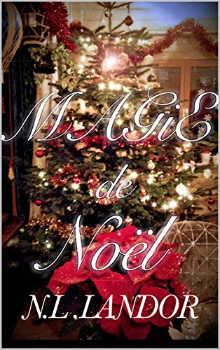 Couverture du livre MAGiE de Noël