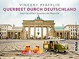Querbeet durch Deutschland: Zwei Kartoffeln bereisen die Republik