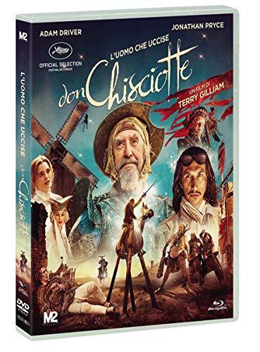 Dvd - Uomo Che Uccise Don Chisciotte (L') (1 DVD)