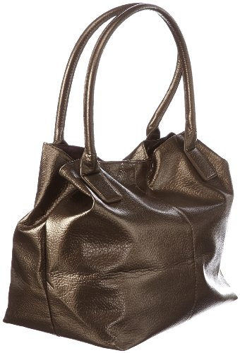 Tom Tailor Acc MIRIPU 10990 Damen Shopper 44x28x18 cm (B x H x T) Silber (altsilber 15)