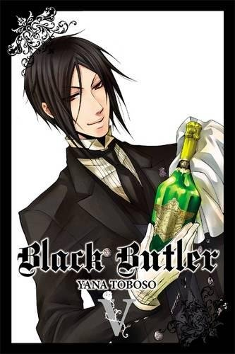 Black Butler: Vol 5