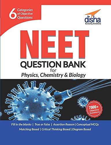 NEET/AIIMS Objective Question Bank for Physics, Chemistry & Biology