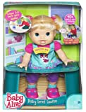 Hasbro 98859100 - Baby Alive Baby lernt laufen