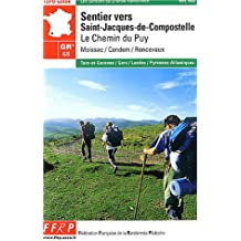 Sentier Saint Jacques: Moissac Roncevaux