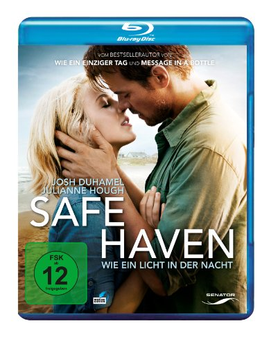 Safe Haven – Wie ein Licht in der Nacht [Blu-ray]