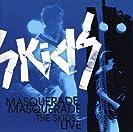 The Skids Live - Masquerade Masquerade
