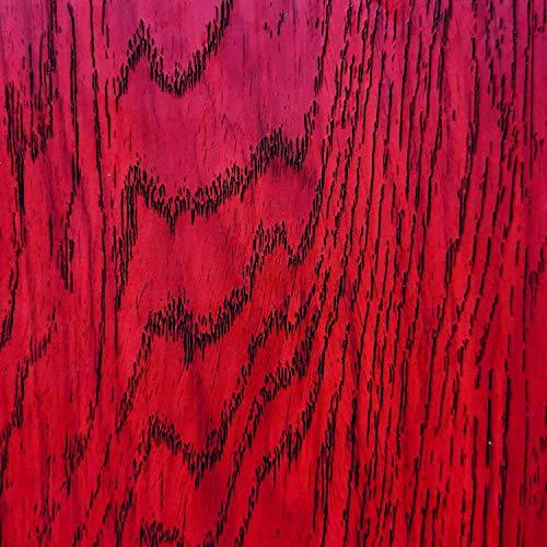 Rapid Teck® Möbelfolie Holz Folie Dekor [ Mahagoni 8615 ] 122cm Breite Laufmeterware selbstklebende Klebefolie Dekor-Folie Bastel-Folie Holzoptik