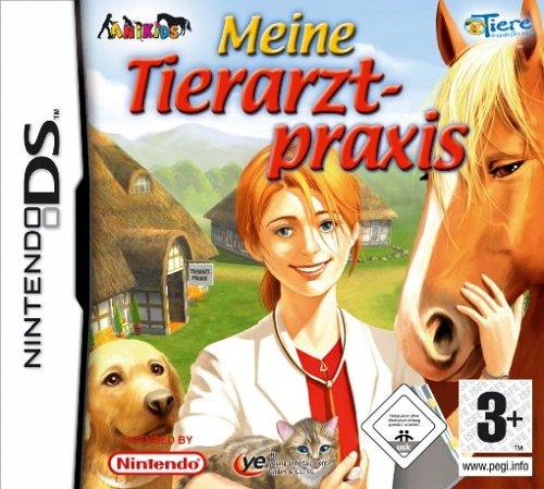 Meine Tierarztpraxis (Ds Lite Tier Spiele)
