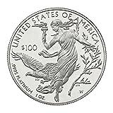 1 oz USA - 100 USD American Eagle 2016 - 1 Unze .9995 Platin Limited Edition