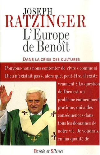 L'europe de benoit