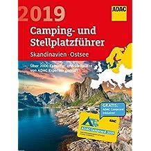 ADAC Camping/Stellplatzführer Sk., Ostsee 2019: ADAC Camping- und Stellplatzführer Skandinavien, Ostsee 2019: Über 2000 Camping- und Stellplätze von ADAC Experten geprüft (ADAC Campingführer)