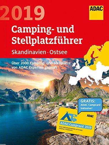 ADAC Camping- und Stellplatzführer Skandinavien, Ostsee
