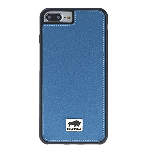 Solo Pelle Iphone 8 Plus / 7 Plus Case Lederhülle Ledertasche Backcover