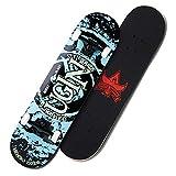 Skateboard SkaterTrainer Bettwäsche, im Winter verdickter, vierteiliger Anzug mit Samtdruck, optional Mehrfarbig oder Erwachsene Kinder Anfänger Mädchen Jungen