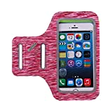 Nimble House '®TM 5.5 inch Running Phone Armband for Women, Universal Size Upto