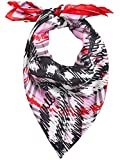BURBERRY Damen 4072229 Multicolour Seide Foulard