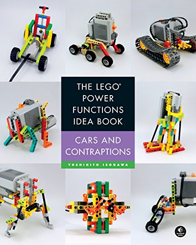 The LEGO Power Functions Idea Book, Vol. 2: Car and Contraptions (Lego Power Functions Idea Bk 2) por Yoshihito Isogawa