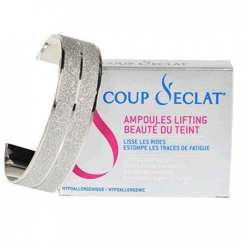 Coup d'eclat Lifting visage LOT 2 x 3 ampoules + bracelet offert