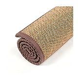 QZz Home Teppich japanischen Stil Sofa Couchtisch Pad Schlafzimmer Teppich Bambus schwimmenden Fenster Pad Bambus Teppich benutzerdefinierte Bodenmatte (Farbe : B, größe : 1300 * 2100mm)