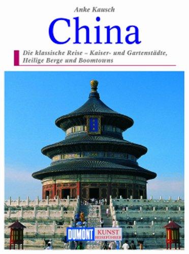 DuMont Kunst Reiseführer China China-kunst